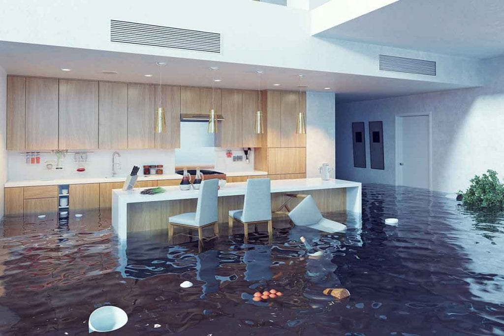 Leading Causes of Residential Water Damage